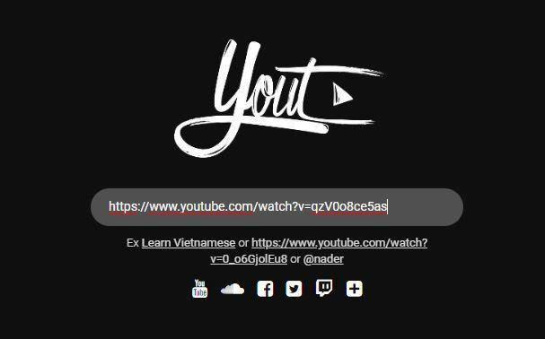yout.com youtube video converter